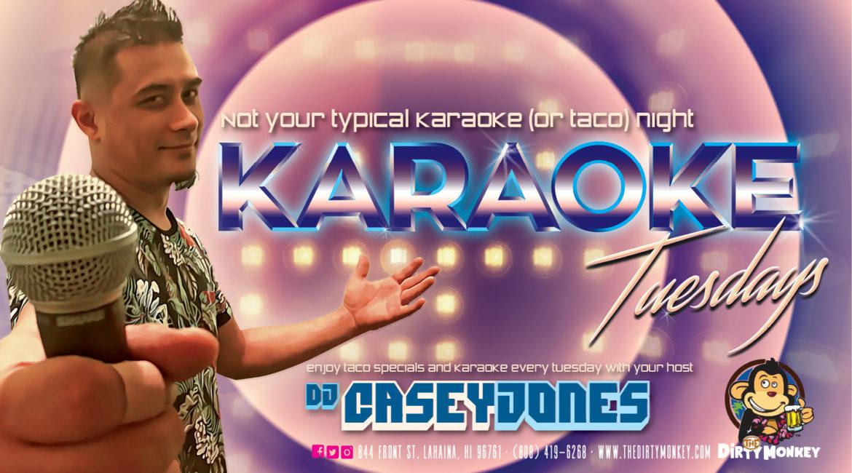 Karaoke with Casey