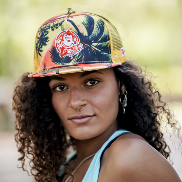 Dirty Monkey Embroidered Hats
